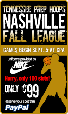 Nashville Fall League
